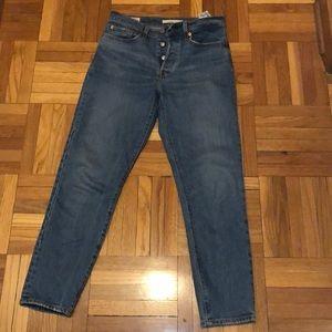 Levi's Wedgie fit jeans - size 27